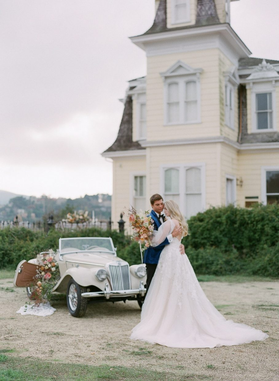 Lyford house love story in Marin county