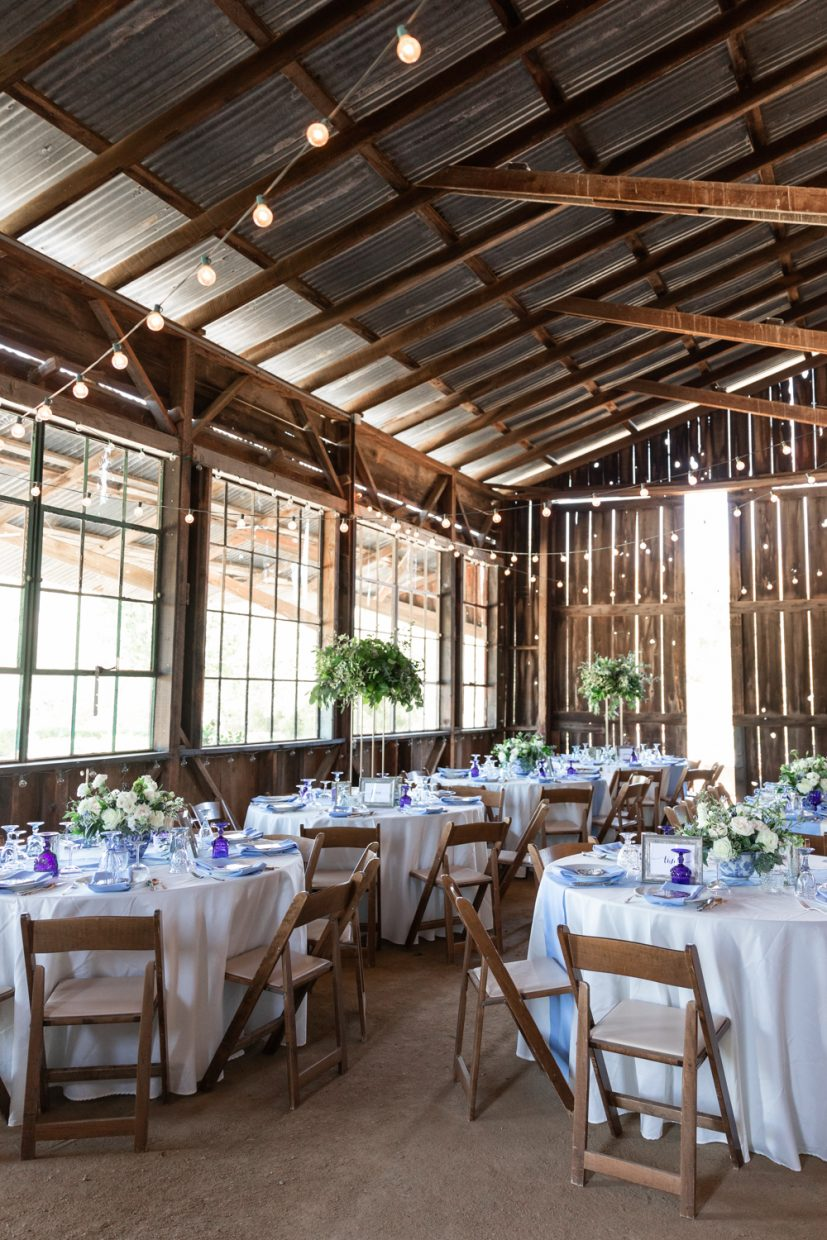 Big barn venue in southern california