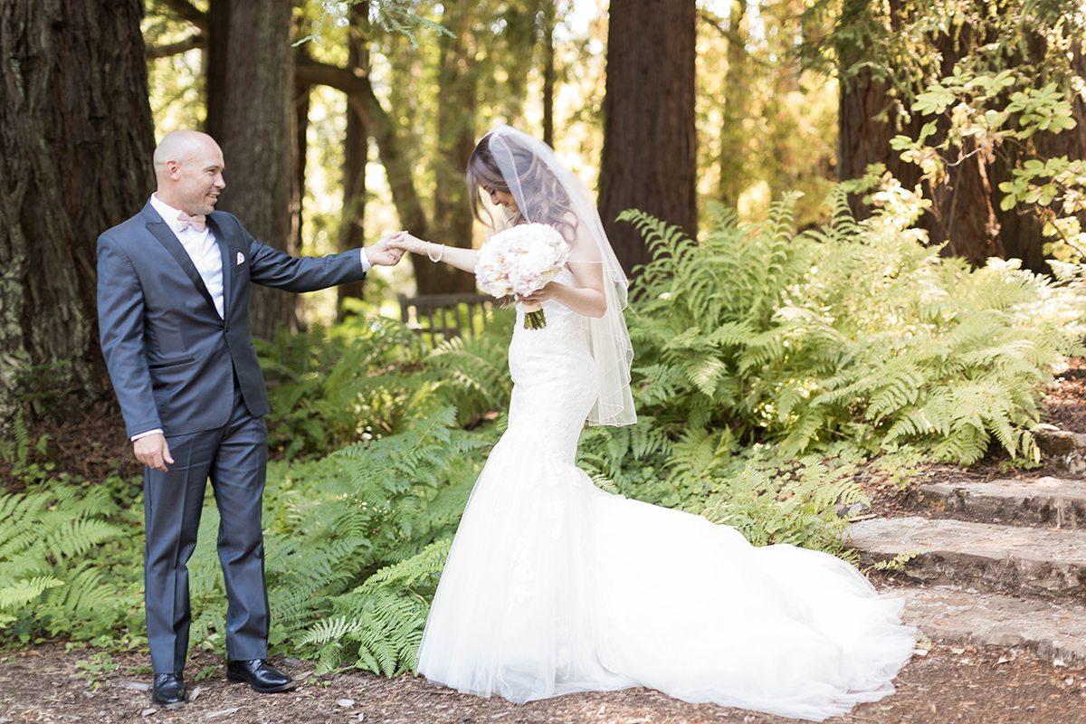 Tim & Michelle | Brazilian Room | Tilden Park Wedding