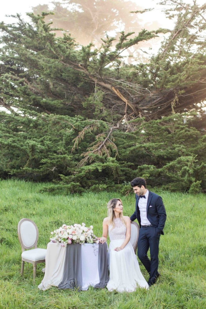 Elopement in california Point Reyes