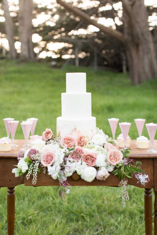 Marin County Wedding details