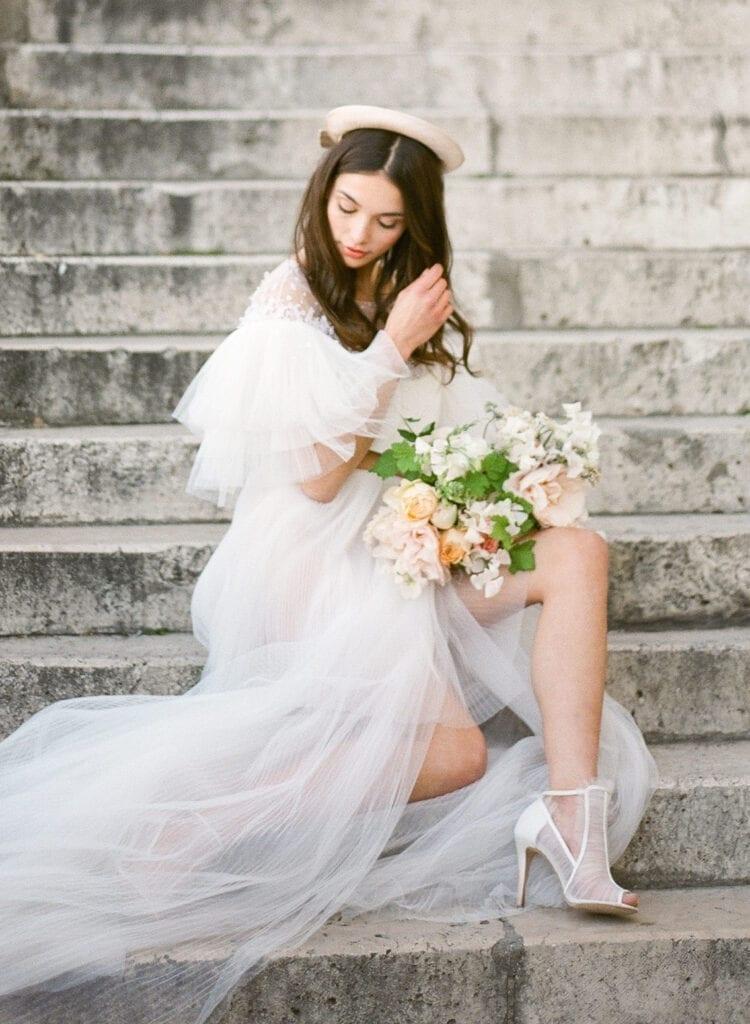 San Francisco to Paris destination wedding photographer