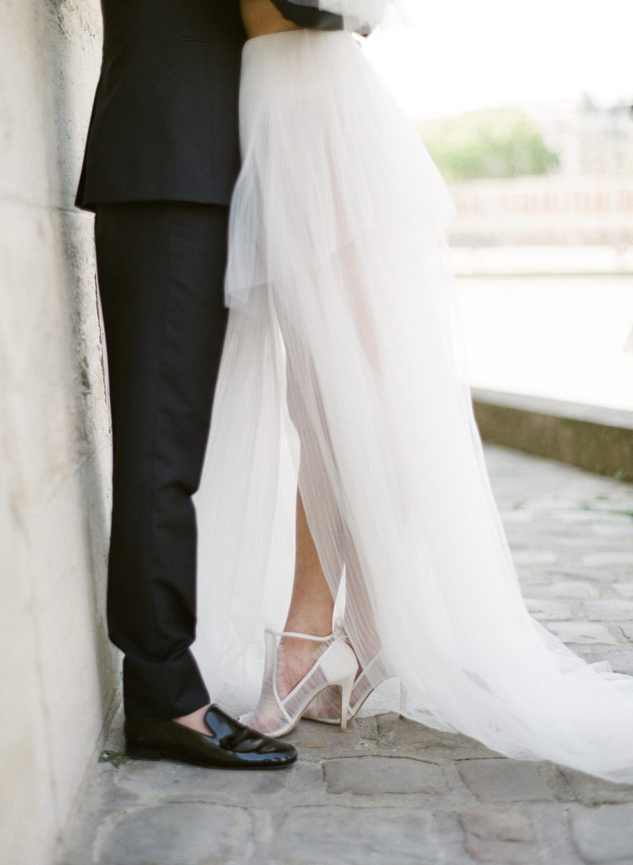 upscale wedding attire for groom and bride bella belle shoes