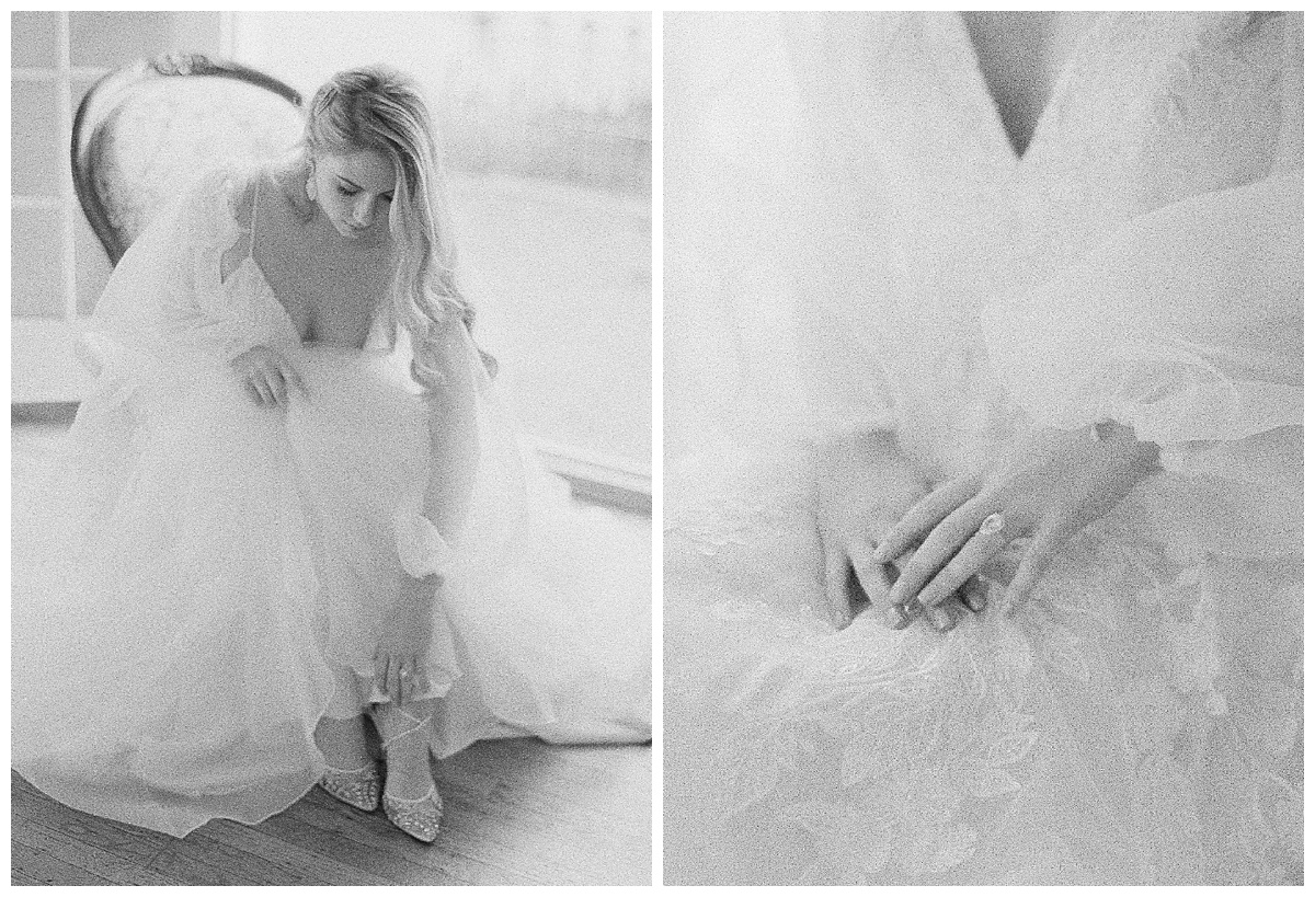 black and white film with a bella belle inspiration shoot