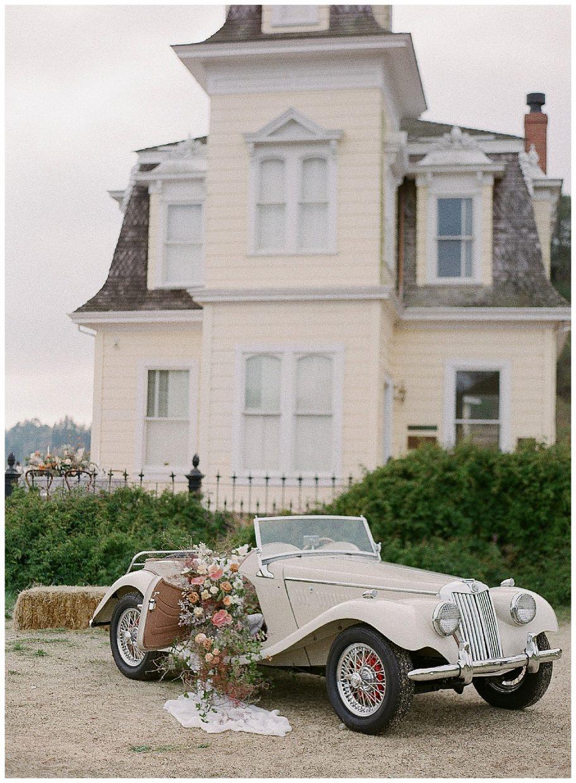 Victorian inspired wedding shoot