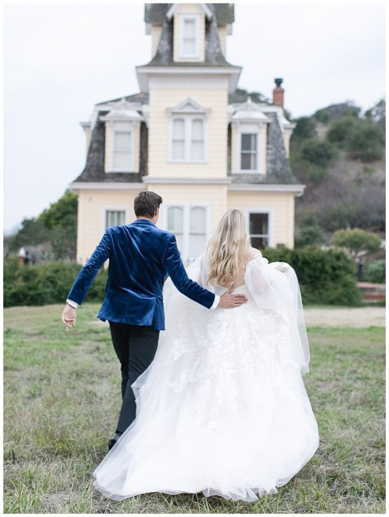 Lyford House Wedding
