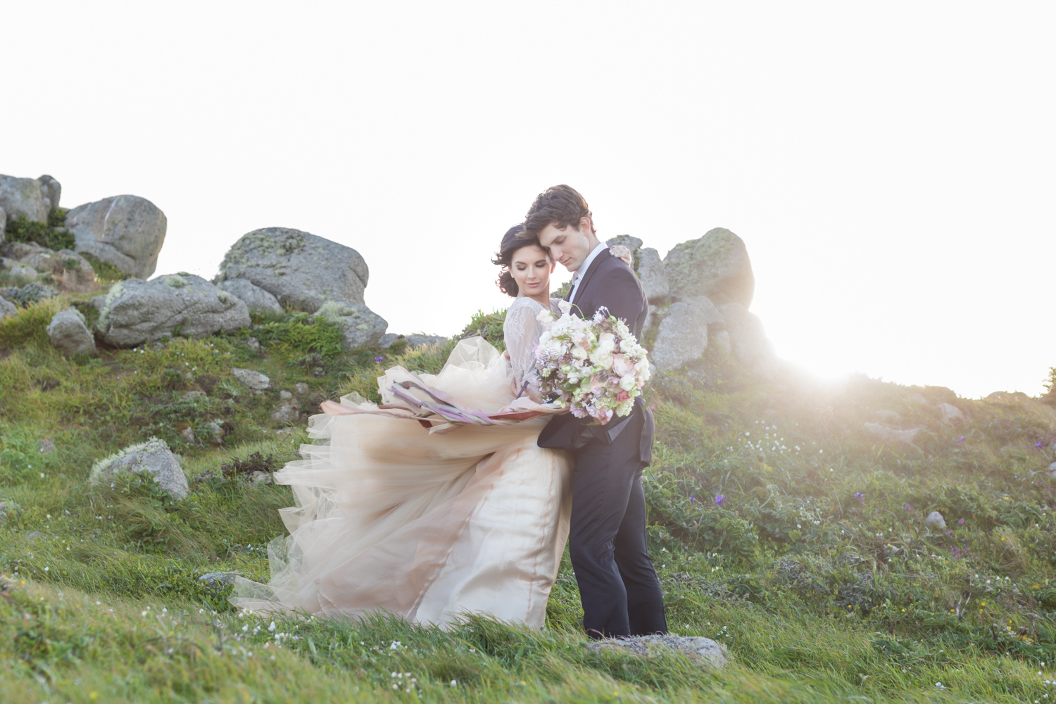 incredible wedding images with beautiful light