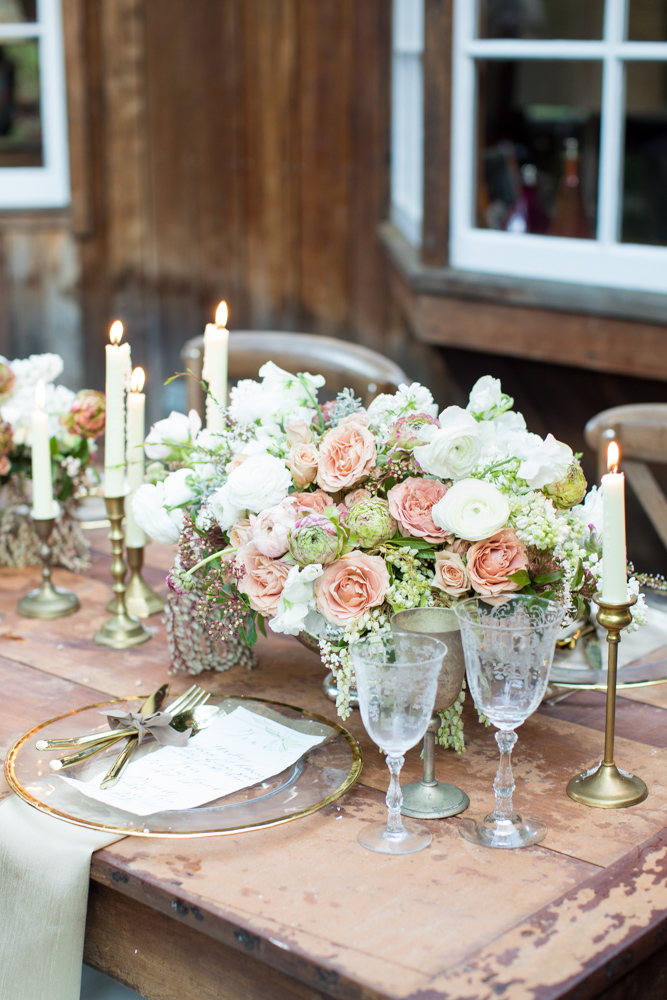 wedding table that inspires